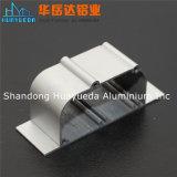 Profil en aluminium du profil U de fini de moulin/profil en aluminium normal