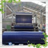 Bâche en PVC plastifié pour le camion de couverture de marché de l'Afghanistan
