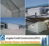 Structure légère en acier préfabriqués Garage automobile