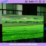 Tela interna/ao ar livre do diodo emissor de luz do arrendamento, indicador (P3.91, P4.81, P5.68, P6.25)