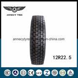 Todo o pneumático radial de aço 12r22.5 315/80r22.5 255/70r22.5 do pneu do caminhão