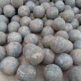 40mm выкованный меля стальной шарик для минирование
