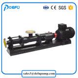 Cer genehmigte G-einzelne Schrauben-Pumpen für Schlamm-Übertragung