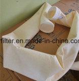 Filtro de asfalto Nomex Filtro de pó Saco / Saco de filtro