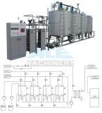 Rondelle complètement automatique de Sysytem de nettoyage de l'acier inoxydable CIP CIP d'élément de la catégorie comestible de nettoyage de machine à laver semi automatique de système