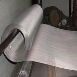 Cinghia del vaglio filtrante dell'espulsore, maglia tessuta olandese invertita per i pp