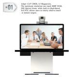 Zoom óptico 20X DVI SDI HDMI a câmara de vídeo profissional para soluções de videoconferência