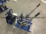 Máquina manual da solda por fusão da extremidade da tubulação do PE Sud250m2