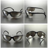 Verres de sûreté enveloppants de lentille (SG107)