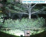 50W indicatore luminoso di inondazione solare impermeabile esterno di alta qualità IP65 LED