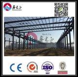 Сборные стальные конструкции склада (BYSS-015)