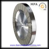 Het Malende Wiel van de Diamant van de Band van het metaal voor Steen en Schuurmiddelen