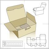 Бумажная коробка Ml930 умирает вырезывание и кантовочный станок