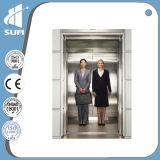 [ستينلسّ ستيل] مقصور [فّفف] مسافر مصعد