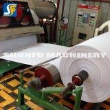 Завершите продукт домашней бумаги делая линию машинного оборудования для крена ткани туалета