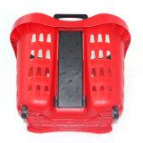 Choisir le panier à provisions en plastique de traitement (ZC-13)