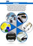 PVC de /Numbers /Metal /Pen/ da venda do código do logotipo quente/tâmara/máquina de aço da marcação do laser de Ipg