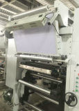 Machine d'impression à rotogravure à contrôle pratique informatique économique pour étiquette