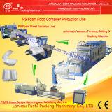 Buoni prodotti della Cina dell'incartonamento dell'alimento della gomma piuma di PS, contenitore di alimento che forma macchina