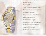 Два цвета золота T/T украшения запястья смотреть Belbi роскошь аналоговых дамы кварц подарок украшения наручные часы поддержки OEM и ODM-Server