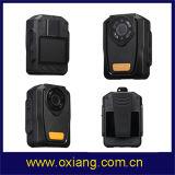 """Full HD1080p 2"""" экран полицейского органа переносной камеры встроенный GPS"""