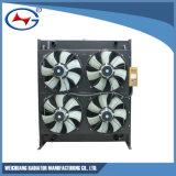 12V190 800X/(z) Td8ccによってカスタマイズされるアルミニウム水冷却のラジエーター
