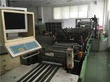 Seitlicher Dichtungs-Plastikfilm-Beutel der zweite Handdrei, der Maschine herstellt