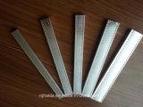 De modieuze Staaf van het Verbindingsstuk van het Aluminium Bendable voor het Isoleren van Glas