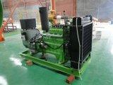 ロシアへのよいエンジンのエクスポートが付いている高性能の生物量の発電機セット