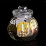 Стекло чонсервных банк зерен тыквы загерметизированное маринует опарник хранения еды кухни опарника стеклянный