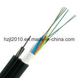 Câble de fibre optique à auto-assistance aérien de haute qualité