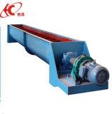 쉬운 임명 접착제 또는 석탄 또는 석회석 또는 시멘트 나사형 콘베이어