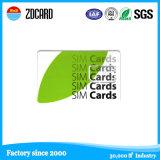 잉크 제트 싼 풀 컬러 오프셋 인쇄 접촉 IC 스마트 카드
