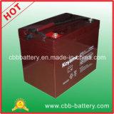 Bateria à espera acidificada ao chumbo 12V 85ah do AGM Motorhome do sistema solar