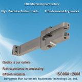 Chinesische Präzision CNC-zentrale Selbstmaschinerie-Ersatzteile der Fabrik-#45steel