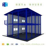 ENV-Kleber-Zwischenlage-Panel-Fertiglager-Stahlrahmen-Haus Ukraine