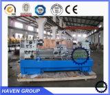 C6256/1000 Metal de alta precisão Universal lacuna horizontal Bed torno rotativo