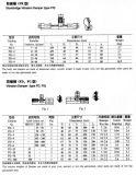 Amortiguadores de vibraciones en la línea de transmisión de energía eléctrica de Hardware Accesorios