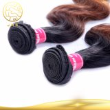 一等級の3調子の100%年のバージンの中国の毛の拡張人間の毛髪