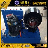 De Plooiende Machine van de Slang van de Buis van de Werkbank van de Lentes van de Lucht van de Vrachtwagen van de Kabel van de draad