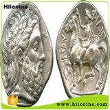 Mayorista de monedas en blanco sin MOQ de oro monedas antiguas monedas de plata y personalizados.