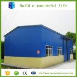 Preiswertestes Fabrik-Werkstatt-Stahlrahmen-Zelle-Gebäude-Lager China Manufactuerer