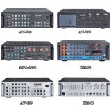 Amplificador audio psto de 2.0 canaletas projeto novo quente mini