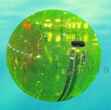 قابل للنفخ صنع وفقا لطلب الزّبون لمع [بفك] زاهية يمشي ماء كرة