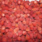 고품질을%s 가진 동결된 딸기