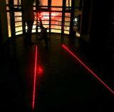 Luz trasera impermeable de la bicicleta de seguridad con RoHS