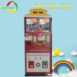 영국 작풍 동전에 의하여 운영하는 소형 장난감 phan_may 클로 장난감 기중기 기계