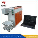 De draagbare Laser die van de Vezel Machine voor Non-Metal van het Metaal merken