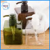 Haut-Sorgfalt kosmetische Packging Spray-Quadrat-Haustier-Plastikflaschen
