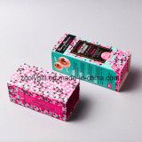 Печать картонной упаковке для макияжа / Настройка печати картонную коробку бумаги